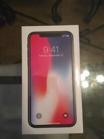 iPhone X 64gb unlocked