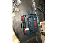 Bosch storage case