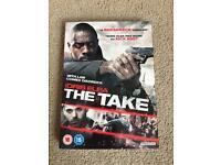 The Take DVD sealed Idris Elba