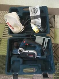 Bosch planer like new