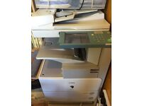 Canon IR 2270 A3 Black and white Photocopier, Network printer, Scanner, Fax £250