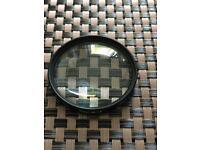 DSLR macro lens 58mm