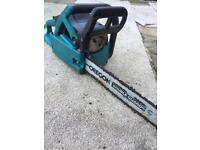 Makita Chainsaw great Saw with bar and chain bargain Stihl