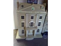 BEAUTIFUL emporium dolls house with furniture