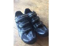 Specialised bg shoes (size 9)