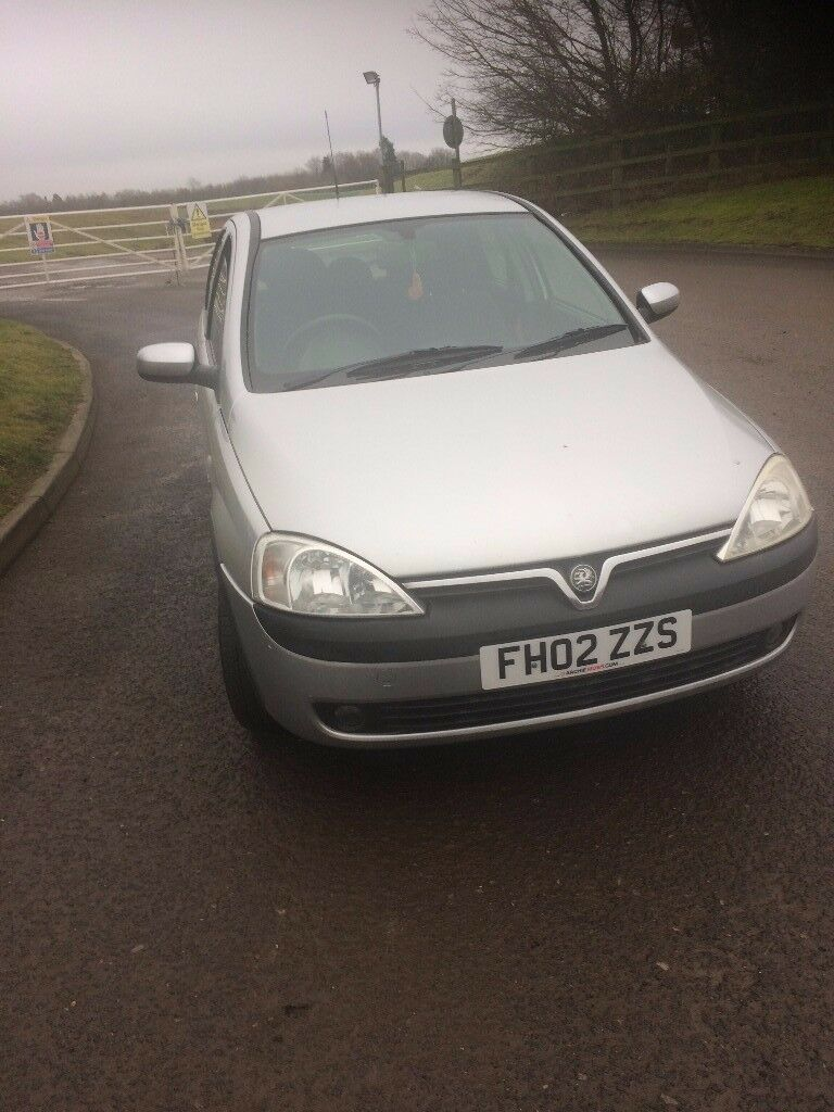vauxhall corsa 1.2 5 door ideal 1st car