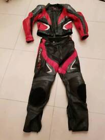Spada motorbike leathers