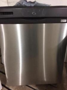Kenmore Elite Stainless Steel Dishwasher