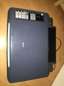 Epson stylus DX7400 scanner and printer