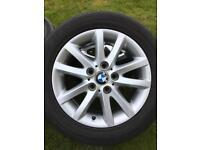 BMW Alloy Wheels/Tyres