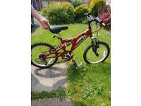 Ammaco Boost child's bike