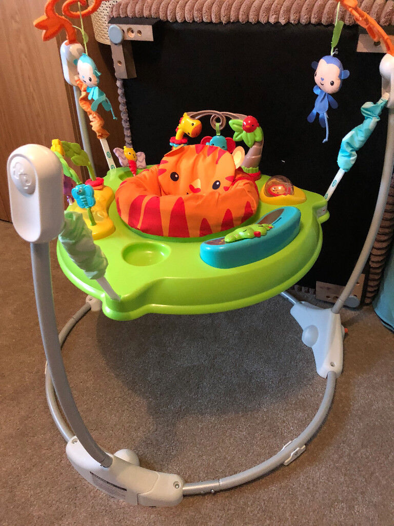 7fddc85cc Fisher price rainforest jumperoo