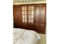 Solid Wood Wardrobe Doors