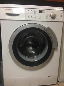 Bosch Washing machine 9kg like new worth £529 with Warranty