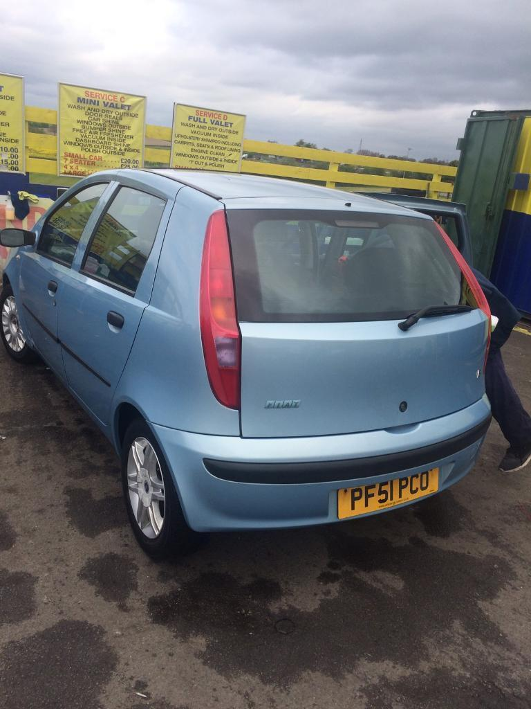 Fiat Punto diesel turbo 5door
