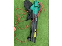 Garden vacuum/ blower