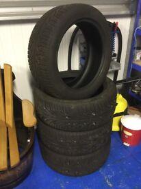"Uniroyal 20"" Winter tyres"