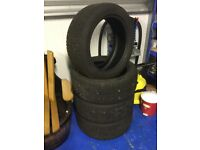 "Uniroyal 20"" Winter tyres"