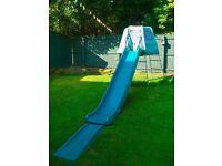 TP Toys Climbing Frame & Slide & Den