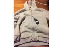 Size small fleece hoodie