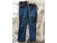 Maternity jeans size 12 from New Look