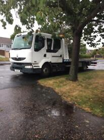 T&M Vehicles recovery car & small van copart collection delivery auctions salvage