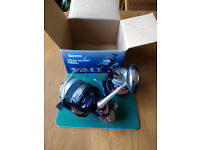 SHAKESPEARE SALT XDS SURF REEL PLUS SPARE SPOOL