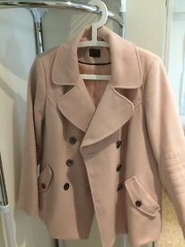 M&S Womens Winter Coat Size 18