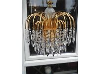 Swarovski Crystal Chandelier by Fantastic Lighting