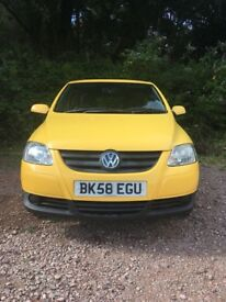 VW FOX, 1.4L, Great Condition, 12 Month MOT, Low Mileage, Full Service