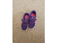 Adidas trainers size 9 toddlers