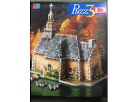 Puzz 3D country church Puzzle