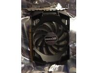 NVIDIA GeForce 1050 ti 4GB GAMING GDDR5 Compact graphics card