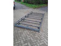 Roof rack Rhino 3.6mt long buyert collect