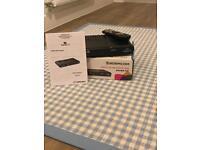 Satellite HD digital box