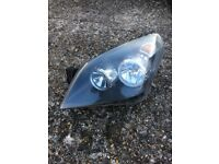 Astra h sri 58 plate passenger headlight works perfect 07594145438