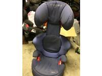 Child car seats, group 2-3, age 4-10ish