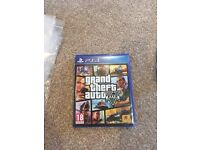 Grand Theft Auto 5, Play Station 4
