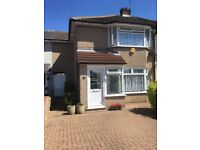 Lovely 3 bed link terrace house in Elm Park for sale