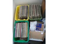 "7"" Vinyl Records - different advert"