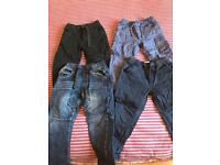 Pumpkin Patch boys jeans and trousers. Size 4. Excellent condition.