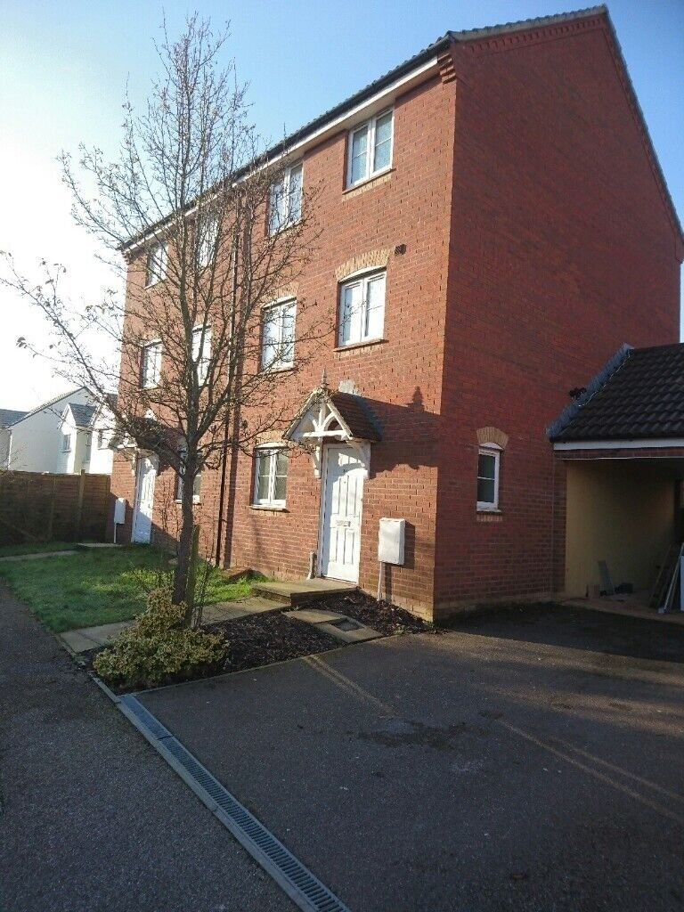 4 Bedroom Townhouse * ONLY £200 DEPOSIT & ONE MONTHS RENT TO MOVE IN*NO  FEES*PRIVATE*AVAILABLE NOW *   in Crediton, Devon   Gumtree
