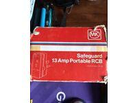 13 AMP PORTABLE RCB