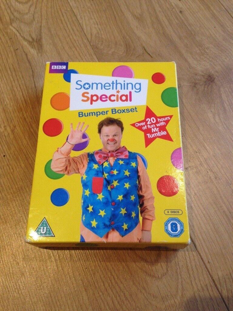 Mr Tumble Something Special Baby Toddler Children S Dvd