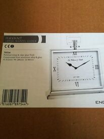 **NEW**LARGE MANTEL CLOCK