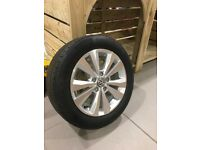 Vw golf 16 inch alloys