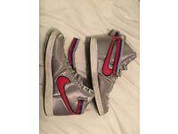 Nike Vandal High Supreme Nylon OG from 2008ish