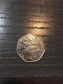 Benjamin bunny 50p