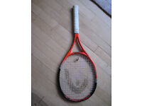 Head ti. tour tennis racquet for sale - good condition. Grip size 1