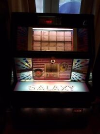NSM GALAXY - 100 CD Jukebox - Full Size